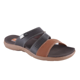 Spesifikasi Carvil Viscara 183M Men S Casual Sandal Dark Brown