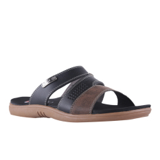 Promo Carvil Viscara 183M Men S Casual Sandal Hitam Carvil