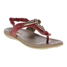 Spesifikasi Carvil Wing 02L Ladies Sandal Casual Red Beserta Harganya