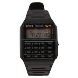 Diskon Casio Ca 53W 1Zdr Calculator Data Bank Jam Tangan Hitam Branded