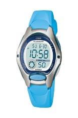 Harga Casio Digital Jam Tangan Wanita Biru Muda Strap Karet Lw 200 2B Terbaru