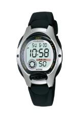 Spesifikasi Casio Digital Jam Tangan Wanita Hitam Strap Karet Lw 200 1A Paling Bagus