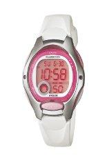 Beli Casio Digital Jam Tangan Wanita Putih Strap Karet Lw 200 7A Cicilan
