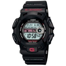 Jual Casio G Shock G 9100 1 Resin Band 200 M Men S Watch Branded Original