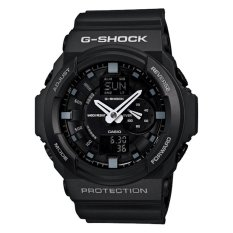 Harga Casio G Shock Jam Tangan Pria Hitam Strap Resin Ga 150 1A Online