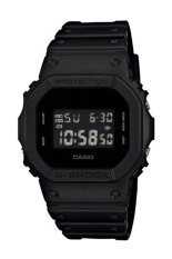 Casio G-SHOCK Jam Tangan Pria Resin-Black DW-5600BB-1