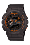 Review Casio G Shock Men S Black Resin Strap Watch Ga 110Ts 1A4 Di Hong Kong Sar Tiongkok