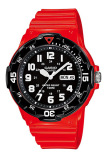 Tips Beli Casio Jam Tangan Pria Analog Merah Strap Stainless Mrw 200Hc 4B