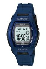Beli Casio Jam Tangan Pria Biru Strap Karet Hdd 600C 2A Baru