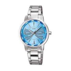 Casio Jam Tangan Wanita - Silver - Strap Stainless Steel  - Watch LTP 1313D-2A