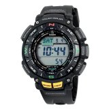 Spesifikasi Casio Men S Pag 240 1Cr Protrek Pathfinder Triple Sensor Tough Solar Terbaik