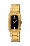 Beli Casio Analog Ltp 1165N Ic Jam Tangan Wanita Gold Stainless Steel Band Online