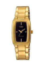 Review Casio Analog Ltp 1165N Ic Jam Tangan Wanita Gold Stainless Steel Band