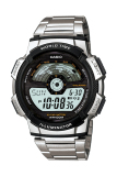 Beli Casio Digital Ae 1100Wd 1Av Jam Tangan Pria Silver Stainless Steel Band Casio Asli