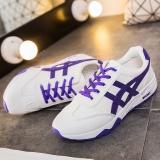 Beli Sepatu Kasual Wanita Siswa Ms Putih Sepatu Bernapas Sepatu Lari Sepatu Olahraga Intl Secara Angsuran