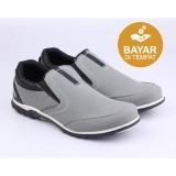 Katalog Catenzo Casual Suede Grey Men Shoes Sepatu Pria Catenzo Terbaru