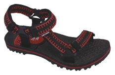 Model Catenzo Gladiator Hiking Webbing Sponge Outsole 180 Jj 110 Hitam Terbaru