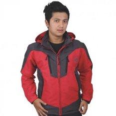 Spesifikasi Catenzo Jaket New Edition 2016 Keren Micro 559 Rl 011 Merah Hitam Bagus