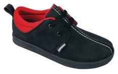 Spek Catenzo Junior Boy Sneaker Kets Sekolah Suede Rubber Outsole 218 Ctf 078 Hitam Catenzo Junior
