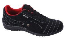 Beli Catenzo Junior Boy Sneaker Kets Sekolah Suede Rubber Outsole 222 Ctf 004 Hitam Cicil