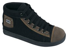 Harga Catenzo Junior Boy Sneaker Kets Sekolah Suede Tpr Outsole 232 Ctf 079 Hitam Branded
