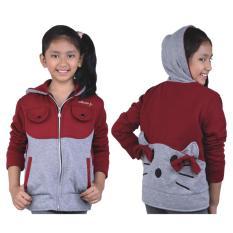 Sweater Jaket Anak Laki-Laki Catenzo Junior CDI 120 Hitam KombinasiIDR138000. Rp 140.400