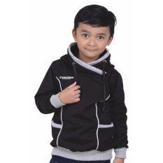 Toko Catenzo Junior Jaket Anak Chrx243 Black Ninja Online Jawa Barat