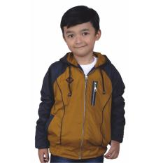 Catenzo Junior Jaket Anak Edwin CDI 129 - Tan