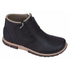 Spesifikasi Catenzo Junior Sepatu Boots Anak Cjmx012 Black Yang Bagus