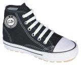 Spesifikasi Catenzo Junior Sepatu Warrior Anak Black Cjax102 Yg Baik