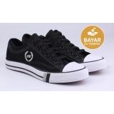 Beli Catenzo Low Cut Sneakers Ja 001 Sepatu Canvas Pria Hitam Online Murah
