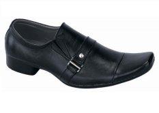 Beli Catenzo Men Loafers Sepatu Pantofel Kerja 001 Mp 091 Hitam Online Murah