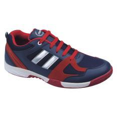 Ulasan Catenzo Running Shoes Sepatu Lari Pria Red Navy