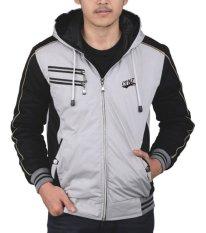 Beli Catenzo Men S Jacket Jaket Outdoor Pria Taslan Rc 115 Gray Pake Kartu Kredit