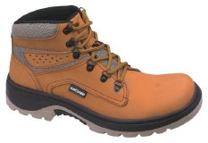 Catenzo Safety/Biker/Adventure Boots 070 Li 053 - Coklat