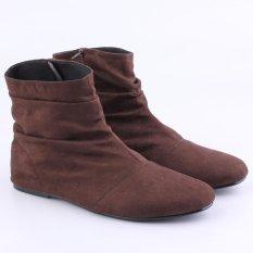 Catenzo Sepatu Casual Boots Women - YE 091