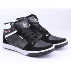 Beli Catenzo Sepatu Casual Pria High Cut Sneakers Dy 025