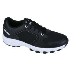 Catenzo Sepatu Hitam Olah Raga- Sepatu Gym Wanita- Sepatu Branded Tf 141