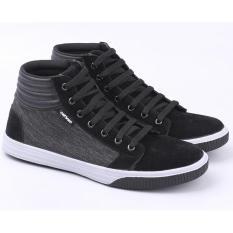 Catenzo Sepatu Kets Casual Pria - High Cut Sneakers