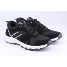 Beli Catenzo Sepatu Olahraga Lari Running Fitnes Aerobik Senam Sekolah Kuliah Kerja At103 Trendy Best Seller Running Shoes Hitam Catenzo