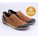 Perbandingan Harga Catenzo Sepatu Semi Formal Pria Slip On Nt 041 Tan Catenzo Di Jawa Barat
