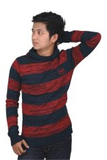 Catenzo Sweater C551 - Merah
