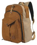 Review Catenzo Tas Backpack C477 Tan Elite