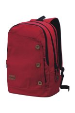 Catenzo Tas Laptop - St 033 - Merah