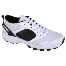 Rp 189.000. Catenzo TF 138 Sepatu Sneaker Pria - bahan sintetis - tpr outsole - keren dan sporty (white)IDR189000