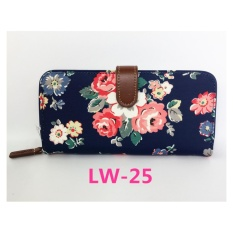 cath king British long wallet new zipper cloud buckle wallet ladies wallet Japan and South Korea - intl