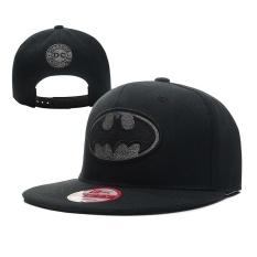 Kausal Berkualitas Tinggi DC Snapback CAP Adjustable Sport Hat-Intl