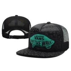 Kausal Berkualitas Tinggi Vans_Snapback Cap Adjustable Sport Hat-Intl