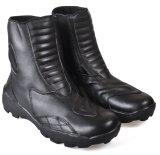 Cbr Six Bsc 703 Sepatu Country Biker Boots Kulit Asli Gagah Hitam Original