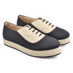 Cbr Six Casual IWC 858 Sepatu Fashion Wanita-Sintetis Hitam Kom